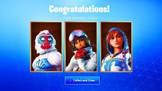 How to Unlock NEW FREE SKINS in Fortnite..
