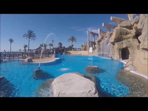 Holiday World Beach Club. Costa Del Sol Benalmadena.