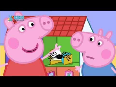 Peppa Wutz Folge 47 Herr Spagettibein - YouTube