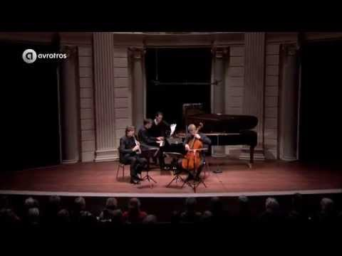 Beethoven: Klarinettrio, op. 11, 'Gassenhauer'  Live concert HD