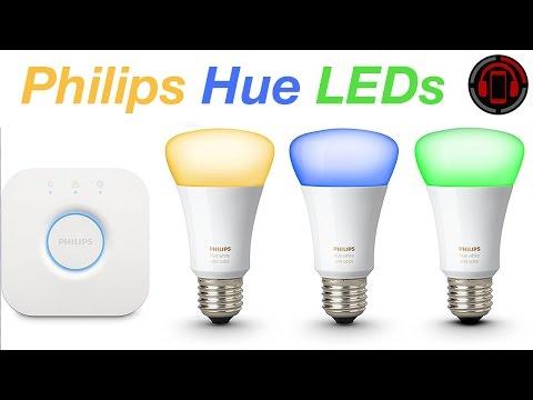 Philips Hue White & Color - Unboxing & Features [Deutsch/German]