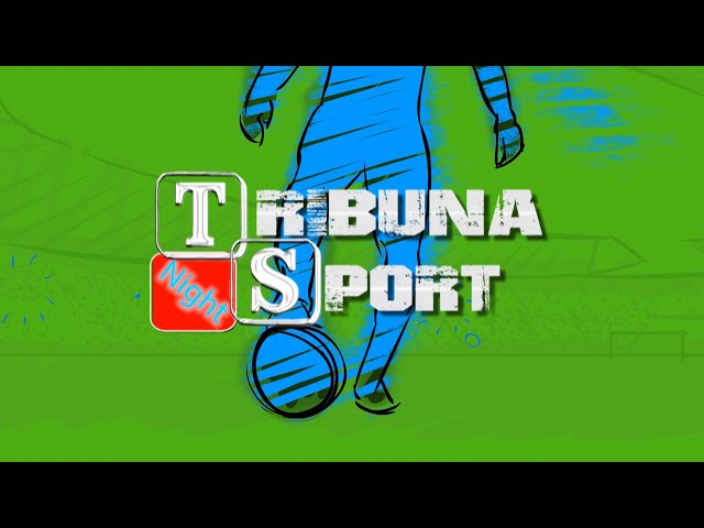 TRIBUNA SPORT NIGHT 25 MAGGIO 2021