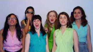My Chick Bad GLEE AUDITION