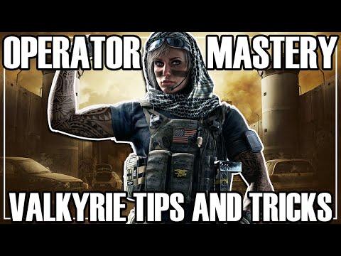 Operator Mastery: Valkyrie - Rainbow Six Siege