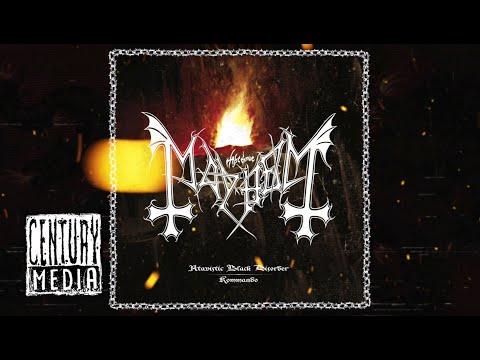MAYHEM - The Past Is Alive (Black Metal Punk Heads)