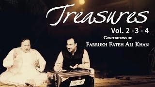 Farrukh Fateh Ali Khan's Hit Collection - Treasures Vol 2 - Non-Stop Jukebox