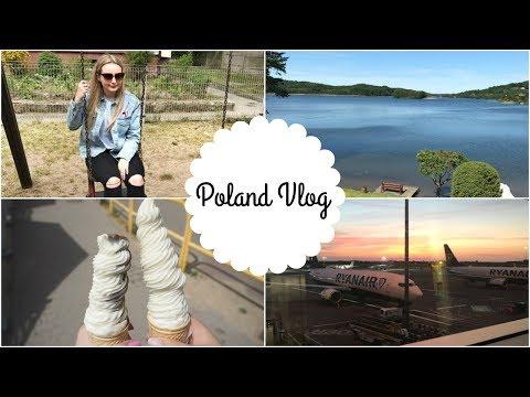 Poland Vlog | Nobody in the cinema & Eating too much | MoreMartasLife