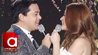 "ASAP: John Lloyd and Bea sing ""I Will Be Here"" on ASAP"