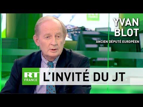 Taxes américaines : pour Yvan Blot, l'UE «ne doit pas donner l'impression de ne rien faire»