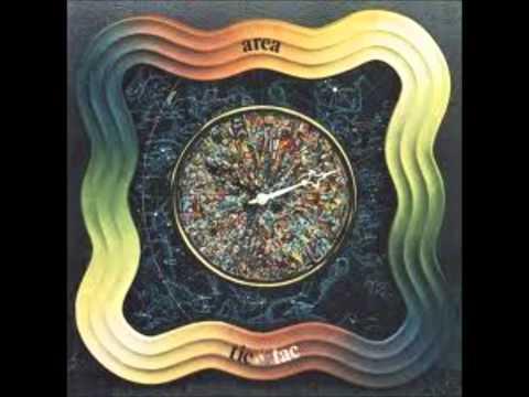 European Rock Collection Part5 / Area-Tic&Tac(Full Album)