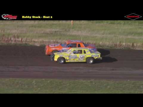 Hobby Stock -- 6/24/17 -- Park Jefferson Speedway