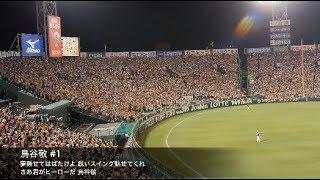 【CS進出記念】2019年度 阪神タイガース 応援歌メドレー