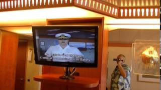 Carnival Miracle 2014 Cabin 7251 Verandah Deck