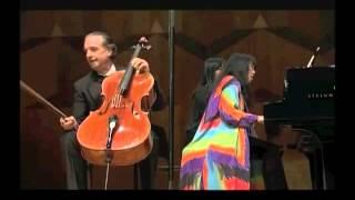 Mendelssohn Cello Sonata no. 2 in D Major, IV. Molto Allegro e vivace