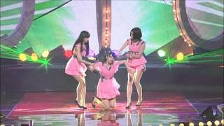 Perfume @ ABU TV Song Festival 2012 - Spring of Life live (Eng subs)