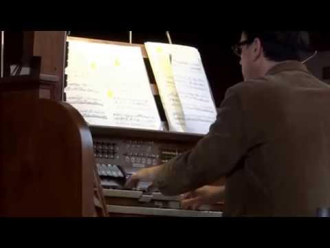Klangbeispiel Steinmeyer Orgel Apostelkirche 2014