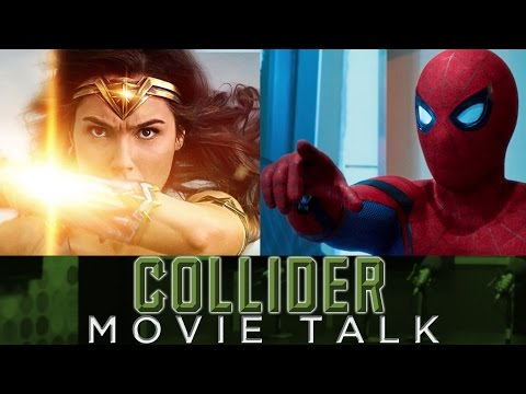New Wonder Woman, Spider-Man Trailers Released - Collider Movie Talk