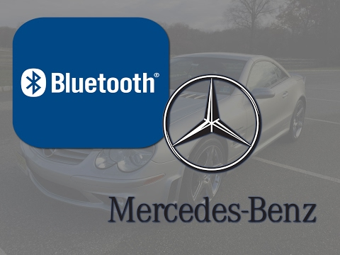 Bluetooth Audio for Old Cars! SL65AMG Streamblue Bluetooth Adapter