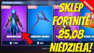 FORTNITE 25.08 STORE-NEW SKIN Infinite, collectionneur Starthunder, tir de Lazer, emotique extraterrestre