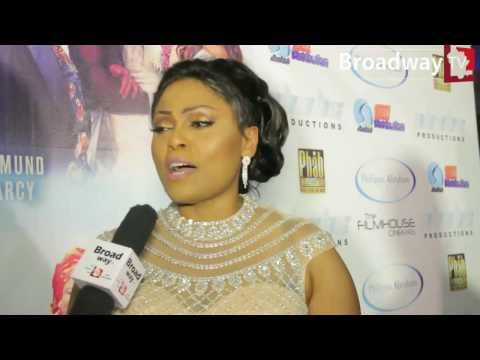 Basira in London Lagos Premiere Highlights @ Silverbird Cinemas VI