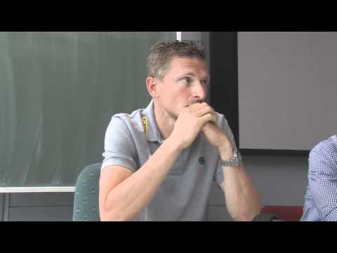 Martin Hašek před startem letní přípravy