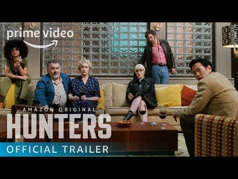 Hunters - Official Trailer   Prime Video