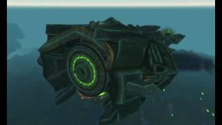 Обзор!Дредноуты легиона,Корабль Легиона ( космический?)WoW.World of Warcarft: Legion