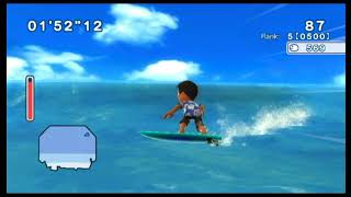 Go Vacation - Surfing - Score Trial