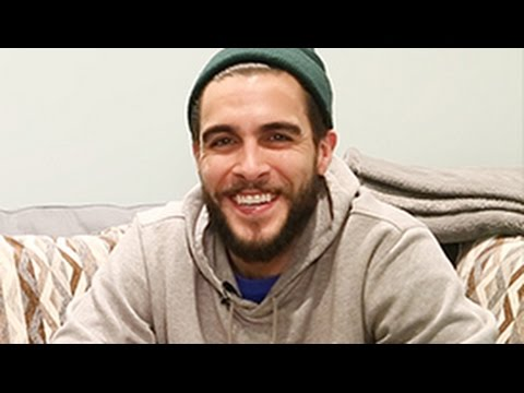 20 Questions in 2 Minutes with Josh Segarra, Star of On Your Feet