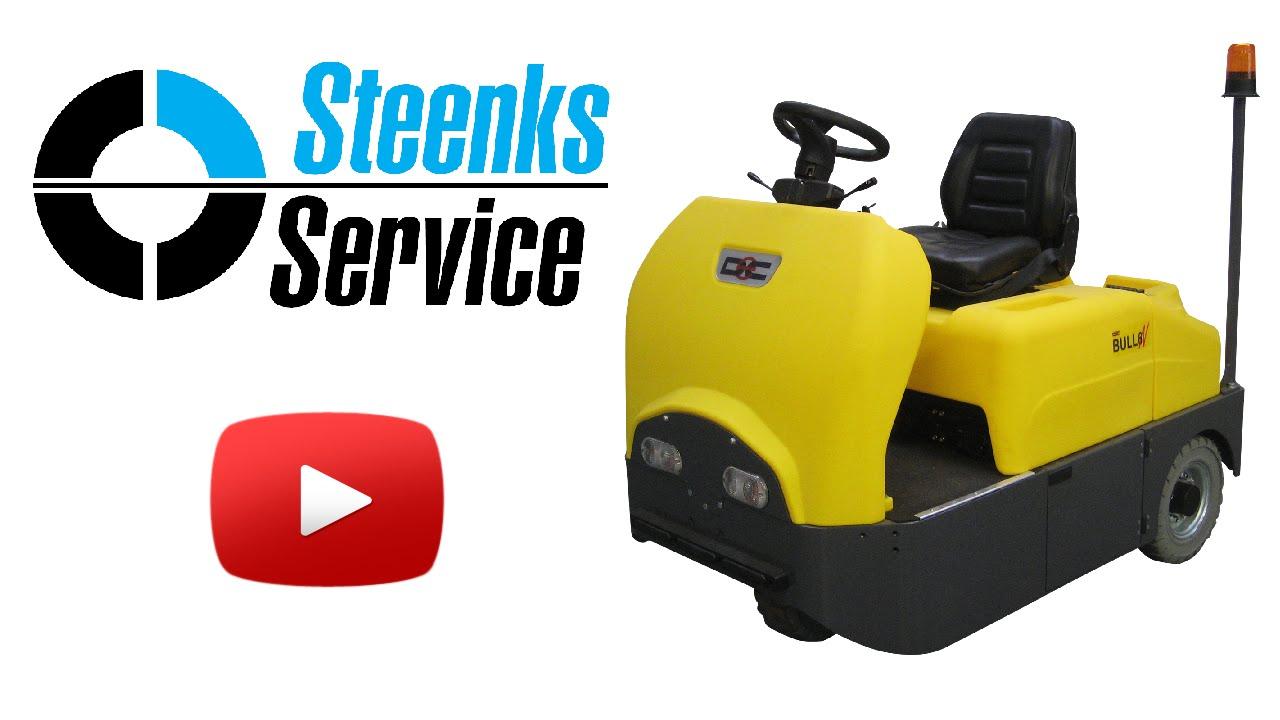 Bull 7 Elektroschlepper | Elektro-Traktor Elektro-Traktoren