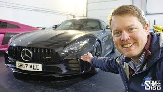 My AMG GT R is Now a Stealth Beast! | GARAGE