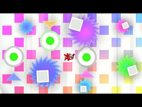 """Upbeat Illusion"" 100% (Demon) by OptaWolfGD & More | Geometry Dash [2.11]"