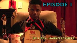 My Life -- Markelle Fultz -- episode 1 (Capitol Hoops)