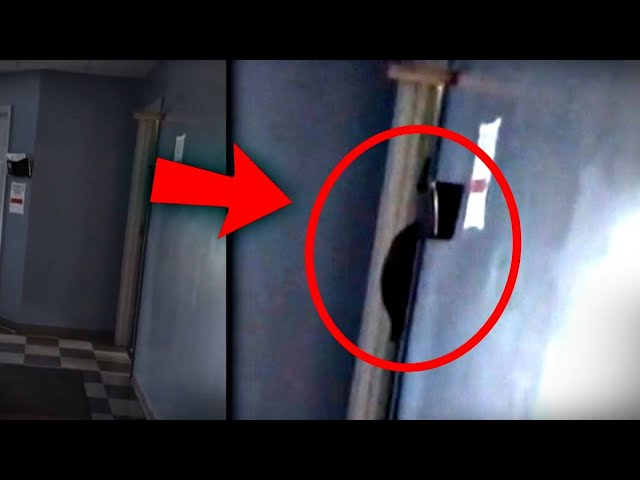 5 Scary Ghost Videos You Shouldn't Be Watching