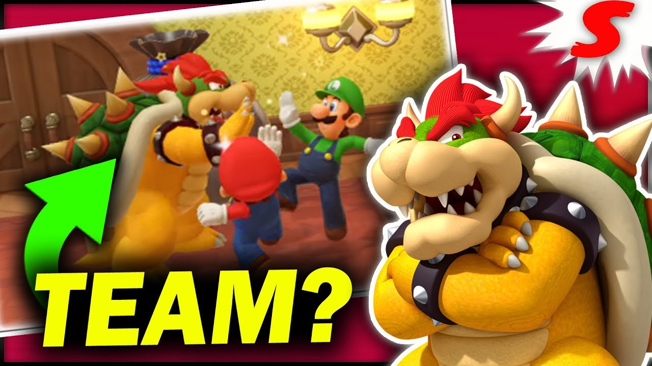 Why Does Bowser PARTY With Mario? (Super Mario Party Theory)