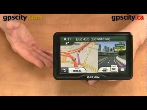 Introducing The Garmin Dezl  Trucking And Rv Gps With Gps City