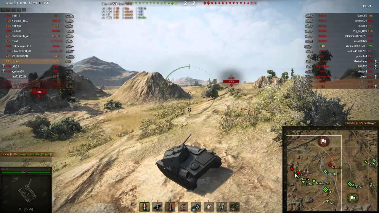 Tank5 game
