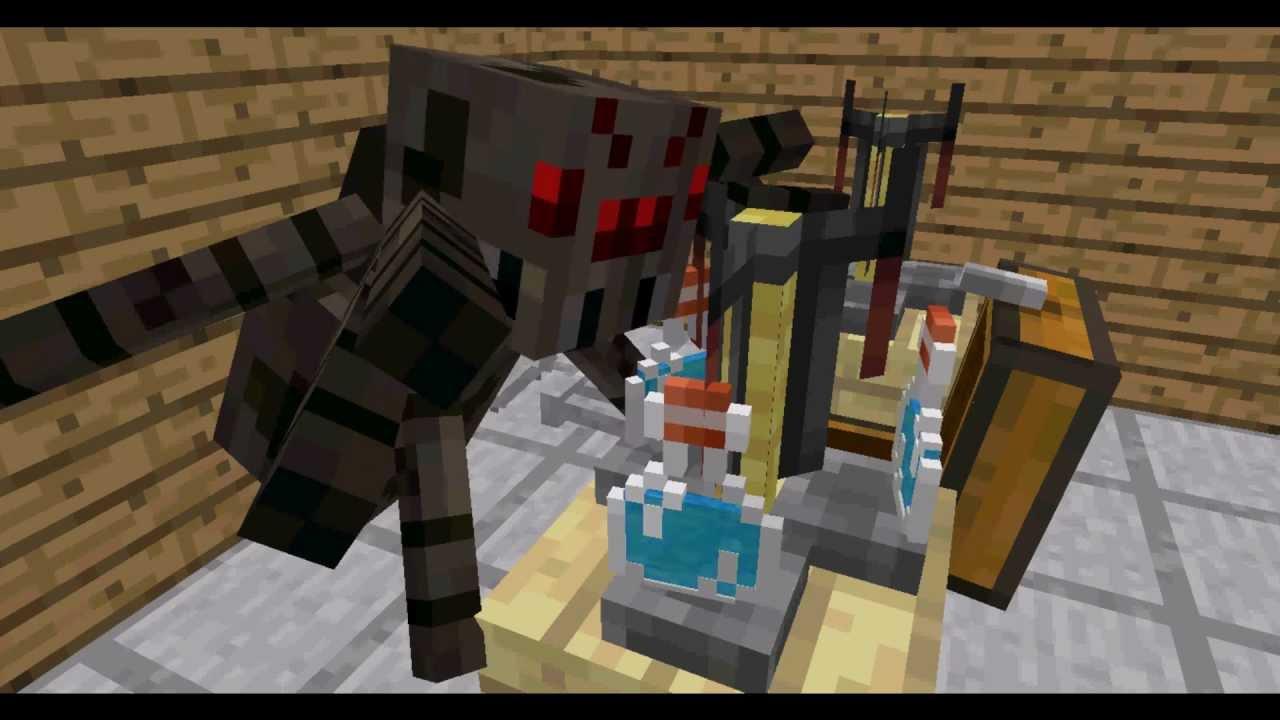 Monster School Brewing Minecraft Animation YouTube