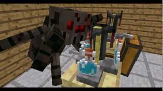 Monster School: Brewing - Minecraft Animation