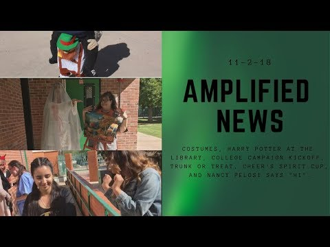11-2-18 Amplified News Presents
