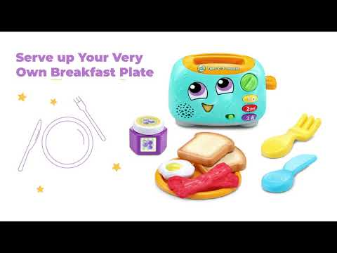 Yum-2-3 Toaster | Demo Video | LeapFrog®