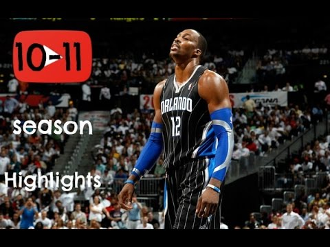 Dwight Howard 2010-2011 Season Highlights - Beast!