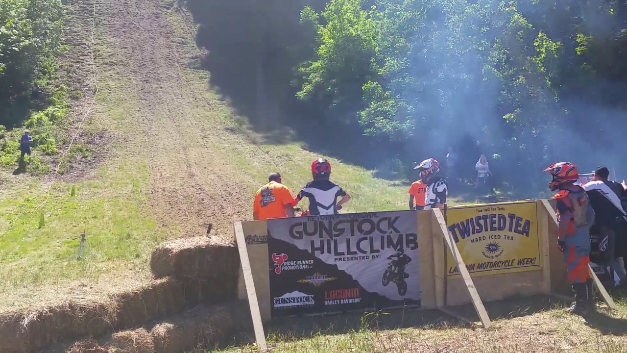 ktm 125 sx hillclimb gunstock part 2 - youtube