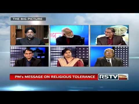 The Big Picture - PM's message on religious tolerance