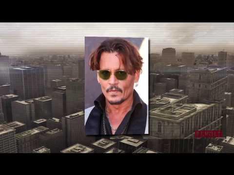 Johnny Depp   Donkey Of The Day