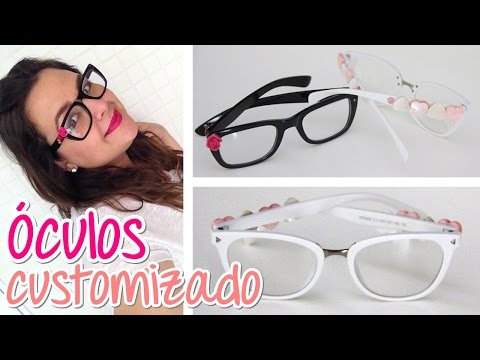 60d7e7015 Customize Óculos de Grau - wFashionista - YouTube