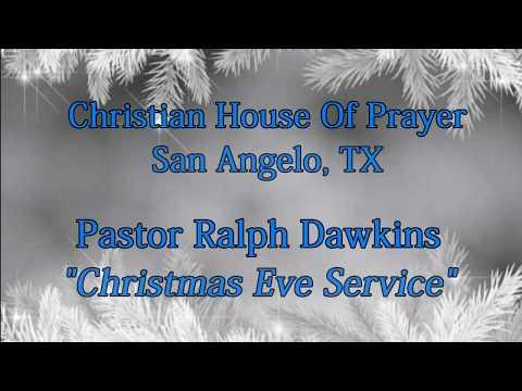 CHOP SA 2017-12-24 Christmas Eve Service