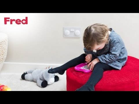 Watch the Fred Plug Socket Cover you-can-do-it video here