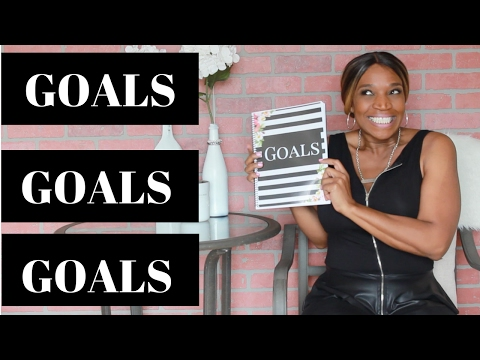 How to Write Your Goals