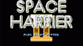 Space Harrier II Trance Remix - Start Running (Computer and Space Harrier
